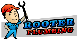 Rooter Plumbing Countryside Chicagoland Logo
