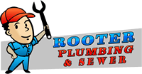 Rooter Plumbing & Sewer Countryside Chicagoland Logo